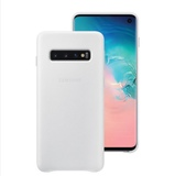 Galaxy S10 Leather Cover - foto