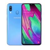 Samsung Galaxy A40 Azul - foto