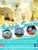 Futbol burbuja - bubble soccer - foto