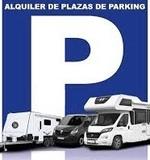 PARKING CARAVANAS /AUTOCARAVANAS - foto