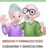 Cuidadora y geriÁtrico.noches  hospital. - foto