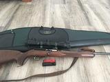 Rifle FN cerrojo rectilíneo - foto