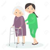 Cuidadora ancianos/niÑos(tardes) - foto
