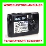 fJ  Mini DV Mini Camara Oculta HD - foto