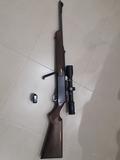 rifle browning 30 06 - foto