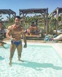 Boys Malaga striper - foto