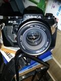 cámara de foto Yashica FX-D - foto