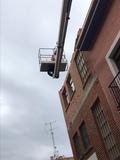 Instalaciones y montajes verticales - foto