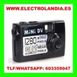 pUd  Mini DV Mini Camara Oculta HD - foto