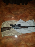 Se vende rifle - foto
