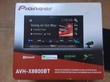 RADIO NAVEGADOR PIONEER AVH X8800BT - foto