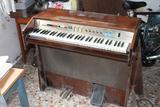 Organo electrico Crumar modelo Rapide. - foto