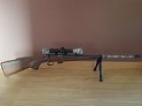 Rifle cz del 22 Magnum - foto