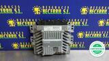centralita motor uce renault scenic ii - foto