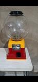 máquina de bolas saltarinas 32mm - foto