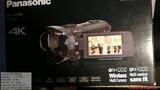 Vendo Cámara de Video Panasonic HC-VX980 - foto