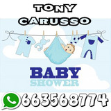 Show de baby shower / adultos - foto