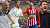 Real Madrid Atletico Dos Entradas juntas - foto