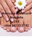 Manicura y pedicura brasileÑa - foto