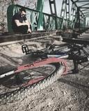 Alquiler bicicleta y guía en ruta - foto