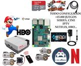 Consola portatil hdmi +13000 juegos+kodi - foto