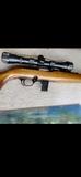 Rifle carabina del 22 - foto