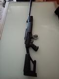 carabina 6,35mm - foto