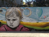 pintor decorador graffiti arte - foto