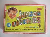 juegos reunidos geyper,de 10,años 60. - foto