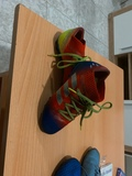 Botas de fútbol - foto