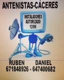 Antenistas autorizados - foto