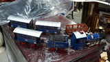 tren electrico Goldlok toys...completo.. - foto