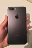 Iphone 7 plus negro mate 32gb - foto