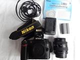 Nikon D80 - foto