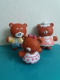 familia osos de goma - foto