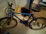 Bicicleta cadete - foto