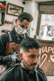 corte de cabello para caballeros - foto