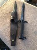 bayoneta sueca modelo 1896/38 - foto