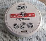 Juego de mesa monopoly express - foto