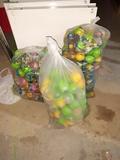 liquidación bolas vending 68mm - foto