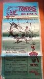 Cartel de toros (Huesca 66). - foto