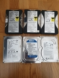 Lote discos duros piezas - foto