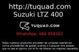 RECAMBIOS ACONDICIONADOS SUZUKI LTZ - LTZ 400 REPUESTOS DE CALIDAD - foto