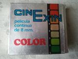 Pelicula de cinExin a color de la Cenici - foto