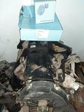 motor Dina 150 - foto