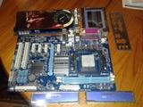 Placa Micro Memoria Tarjeta grAfica SSD - foto