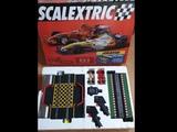 Scalextric C3 Pit Box - foto