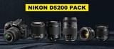 Nikon d5200 con 6 Objetivos - foto