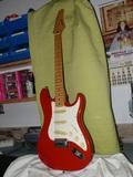 Guitarra eléctrica Samick - foto