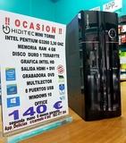 Mini-torre hiditec 4gb ram + 1 terabyte - foto